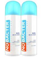 Nobacter Gel de rasage peau sensible 2*150ml à MARSEILLE