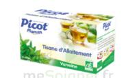 Picot Maman Tisane D'allaitement Verveine 20 Sachets à MARSEILLE