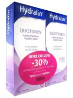 Hydralin Quotidien Gel Lavant Usage Intime 2*400ml à MARSEILLE