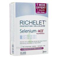 Richelet Selenium ACE Optimum 50+ Comprimés B/90+30 à MARSEILLE