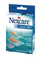 Nexcare Aqua 360° Pansements 3 Tailles B/14 à MARSEILLE