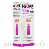 NEOVIS TOTAL MULTI S ophtalmique lubrifiante pour instillation oculaire Fl/15ml à MARSEILLE
