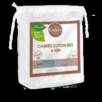 Gifrer Carré coton bio Sachet/150 à MARSEILLE