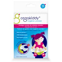 Orgakiddy Protège-cuvette toilettes XL Pochette/10 à MARSEILLE