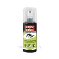 Cinq sur Cinq Zones Tempérées Lotion anti-moustique 100ml à MARSEILLE
