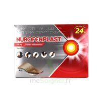 Nurofenplast 200 Mg Emplâtre Médic 4sach à MARSEILLE
