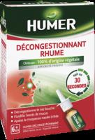 Humer Décongestionnant Rhume Spray nasal 20ml à MARSEILLE