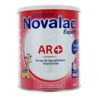 Novalac Expert Ar + 0-6 Mois Lait En Poudre B/800g à MARSEILLE