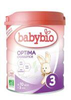 BABYBIO Optima 3 à MARSEILLE