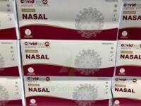 Biogyne Covid Autotest Test Ag Control B/5 à MARSEILLE