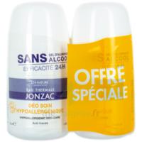 Jonzac Eau Thermale Lot 2 Déodorants Soin 2x50ml à MARSEILLE