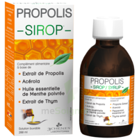 3 CHENES PROPOLIS Sirop Fl/200ml à MARSEILLE