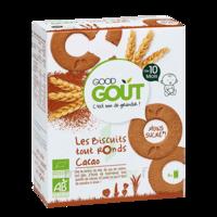 Good Goût Biscuit Tout Rond Cacao B/80g à MARSEILLE