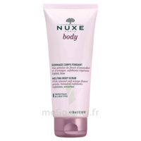Gommage Corps Fondant Nuxe Body200ml à MARSEILLE