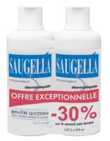 Saugella Emulsion Dermoliquide Lavante 2fl/500ml à MARSEILLE