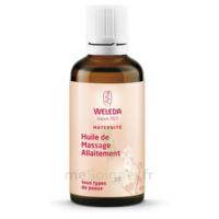 Weleda Huile De Massage Allaitement 50ml à MARSEILLE
