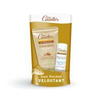 Rogé Cavaillès Nutrissance Pocket Crème Mains Douceur + Baume Lèvres Réparateur 30ml + 5,5g Edition Limitée à MARSEILLE