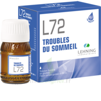 Lehning L72 Solution buvable en gouttes 1Fl/30ml à MARSEILLE